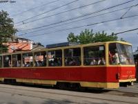 Орёл. Tatra T6B5 (Tatra T3M) №025