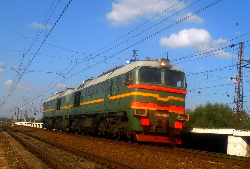 Калуга. 2М62-1099