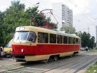 Москва. Tatra T3 (МТТЕ) №1309