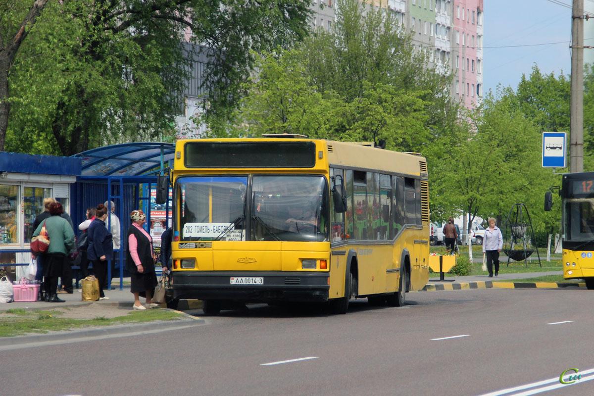 Гомель. МАЗ-103.075 AA0014-3