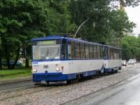 Рига. Tatra T6B5 (Tatra T3M) №35152