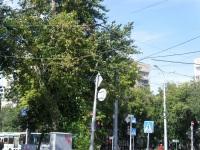 Тюмень. Остатки троллейбусной контактной сети