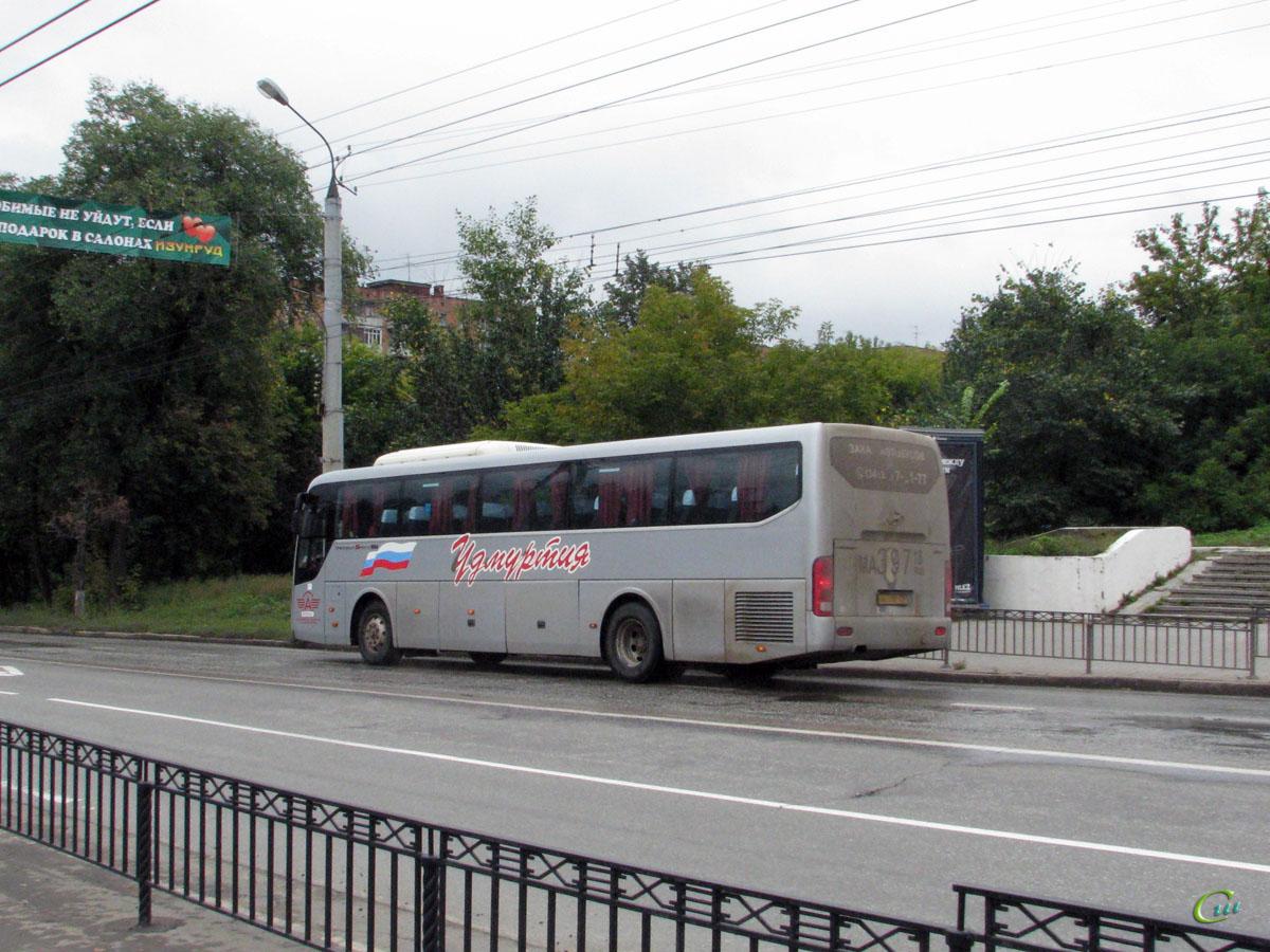 Ижевск. Hyundai Universe Space Luxury ма397