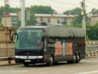 Череповец. Mercedes O580 Travego м001хк