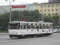Екатеринбург. Tatra T6B5 (Tatra T3M) №727