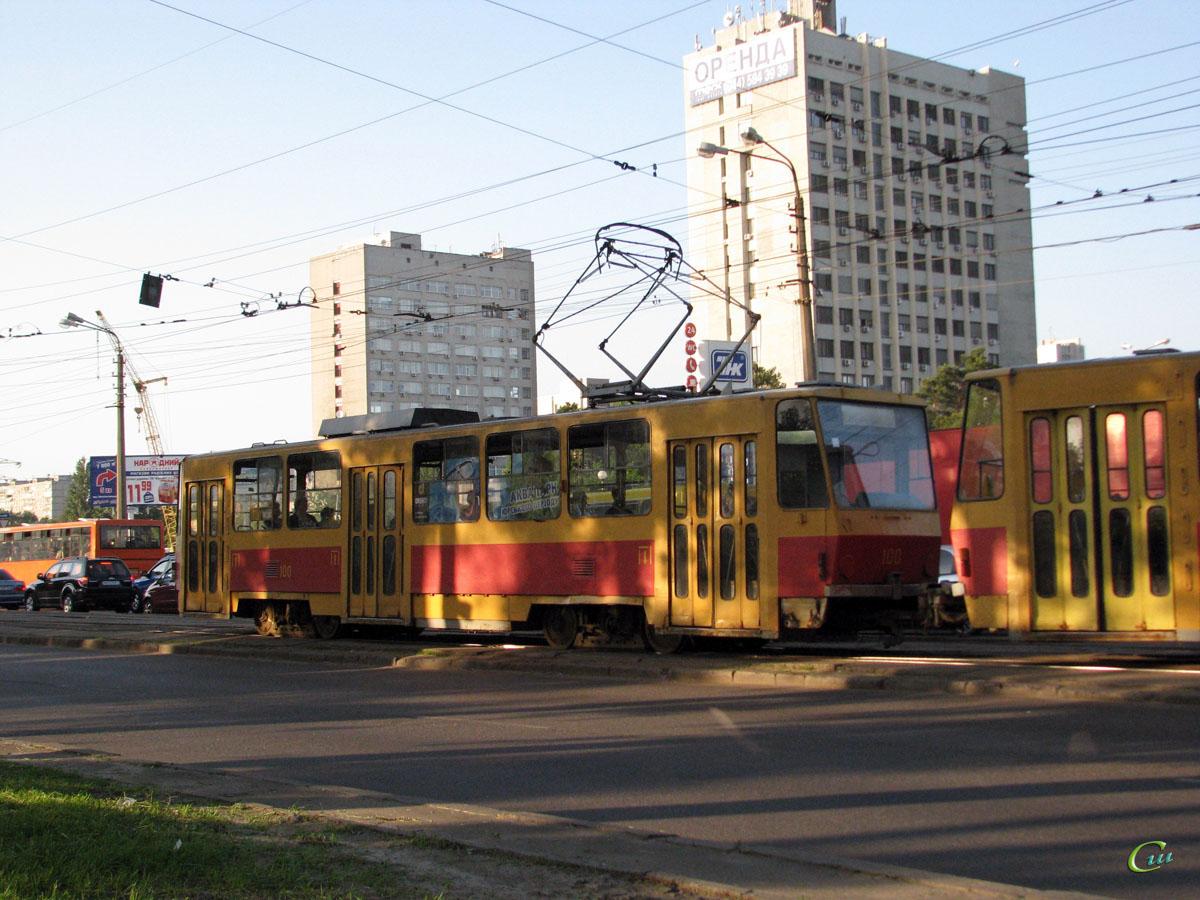 Киев. Татра-Юг №100