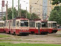 Санкт-Петербург. ЛВС-86К №5043, ЛВС-86К №5020, ЛВС-86К №5114