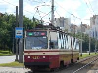 Санкт-Петербург. ЛВС-86К №8211