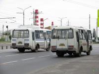 Липецк. ПАЗ-32054 ав625, ПАЗ-32054 ас972