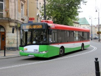 Люблин. Solaris Urbino 12 LU 1151J
