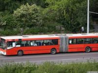 Варна. Mercedes O405GN B 1618 KP