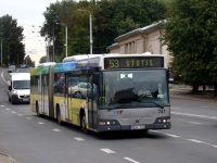 Вильнюс. Volvo 7700A BEG 124