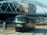 Москва. Tatra T3 (МТТЧ) №1414