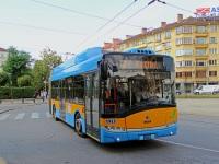 София. Škoda 27Tr Solaris №1663