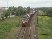 Заславль. ВЛ80с-2531