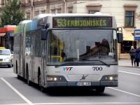 Вильнюс. Volvo 7700A AGB 430