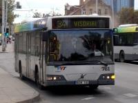 Вильнюс. Volvo 7700 BEM 182