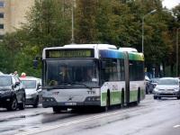 Вильнюс. Volvo 7700A BOU 841