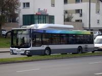Вильнюс. MAN A21 Lion's City NL273 CNG GND 519
