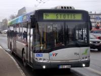 Вильнюс. Solaris Urbino 12 CNG HBV 499