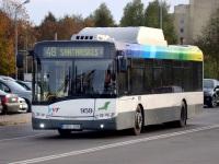 Вильнюс. Solaris Urbino 12 CNG HBV 506