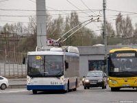 Санкт-Петербург. ТролЗа-5265.00 №5201