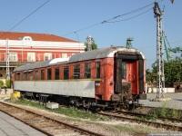 Варна. Элетроподстанция в пассажирском вагоне