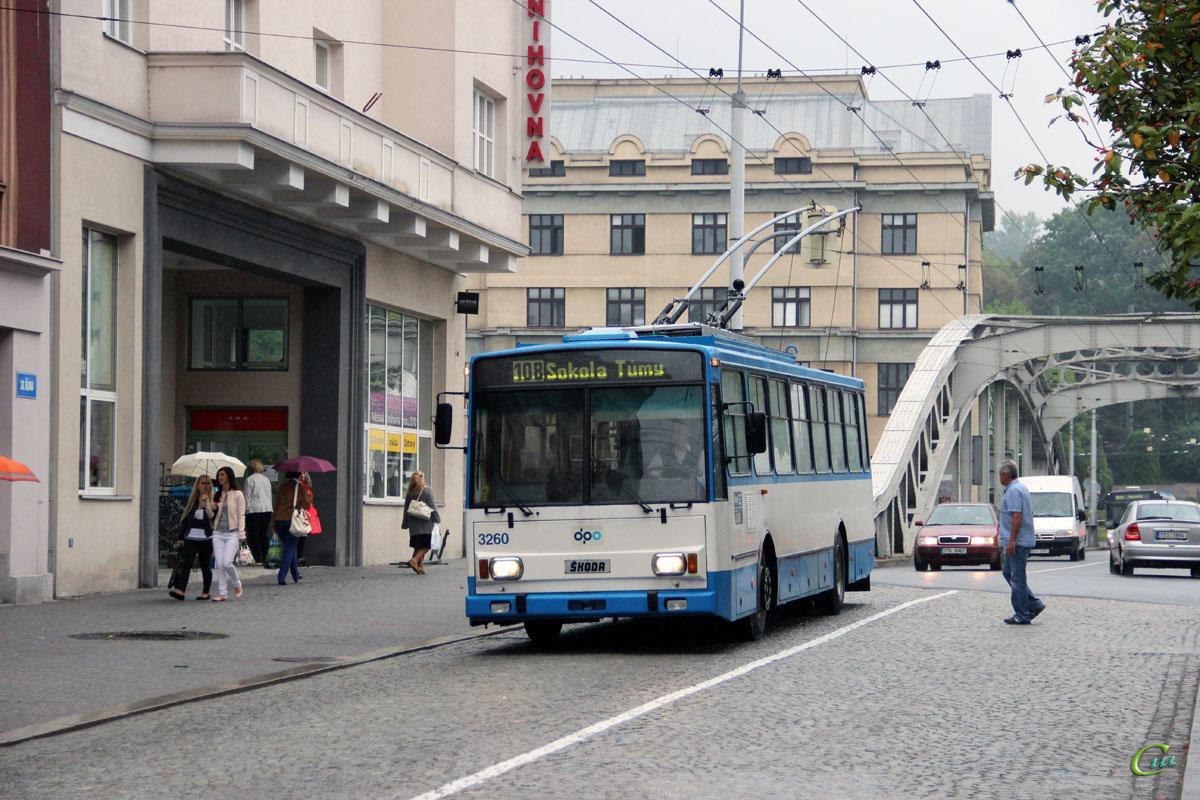 Острава. Škoda 14TrM №3260
