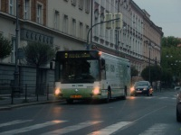 Пардубице. Renault Agora S/Karosa Citybus 12M PUN 78-43