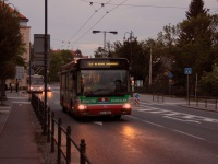 Пардубице. Irisbus Agora S/Citybus 12M 2E2 6964