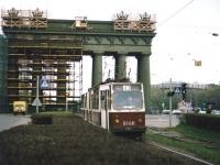 Санкт-Петербург. ЛВС-86К №8168