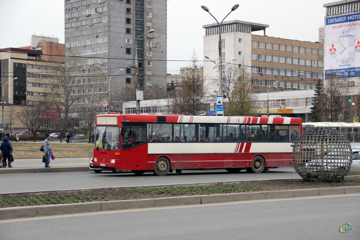 Пермь. Mercedes-Benz O405 е841ео