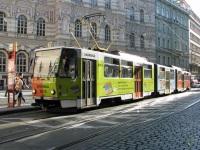 Прага. Tatra KT8D5 №9014