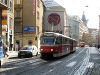 Прага. Tatra T3R.P №8540, Tatra T3R.P №8541