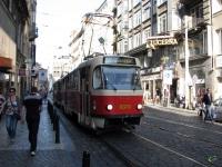 Прага. Tatra T3R.P №8378