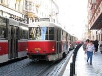 Прага. Tatra T3R.P №8379