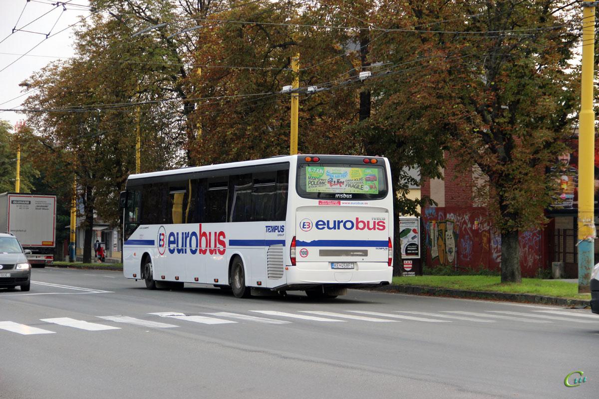 Прешов. Irisbus Crossway 12.8M KE-458FC