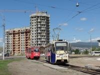 Улан-Удэ. 71-619КТ (КТМ-19КТ) №97, 71-605А (КТМ-5А) №52