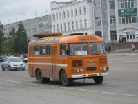 Шадринск. ПАЗ-672М ав387
