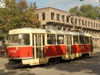 Кривой Рог. Tatra T3SUCS №070