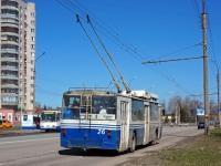 Великий Новгород. ЗиУ-682 КР Иваново №26