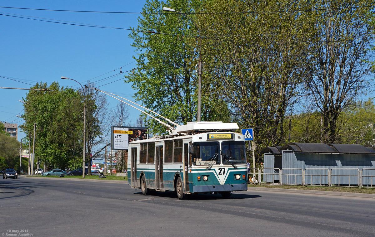 Великий Новгород. ЗиУ-682 КР Иваново №27