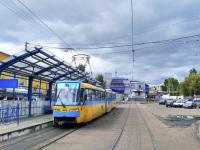 Киев. Tatra KT3 №413