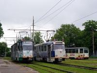 Пятигорск. Tatra KT4SU №138, Tatra T4D №15
