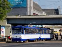 Рига. Tatra T6B5 (Tatra T3M) №35032