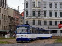 Рига. Tatra T6B5 (Tatra T3M) №35174