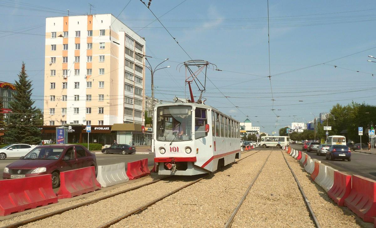 Тверь. 71-608КМ (КТМ-8М) №101
