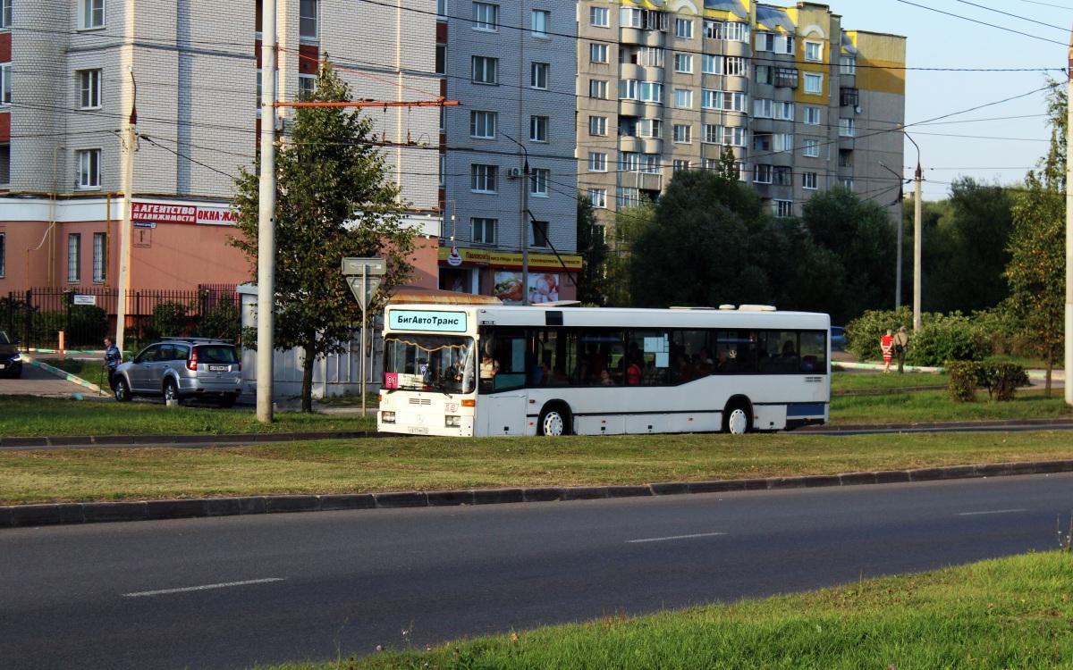 Владимир. Mercedes O405 с617мм