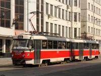 Москва. Tatra T3 (МТТА-2) №2322, Tatra T3 (МТТА-2) №2321