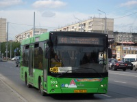 Тюмень. МАЗ-206.068 ае968